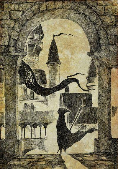 THE NOVICE by transbonja