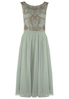 ROSALIE - Cocktailkleid / festliches Kleid - frosty green
