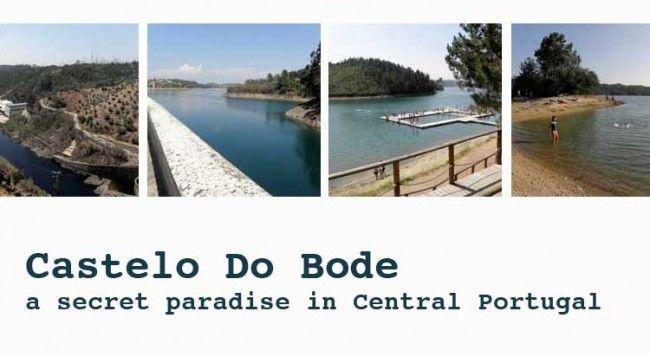 Castelo do Bode, Central Portugal