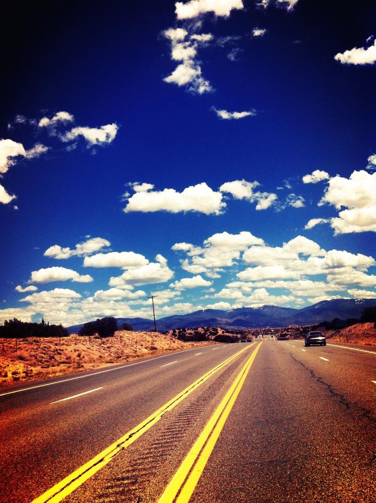 Los Alamos Highway