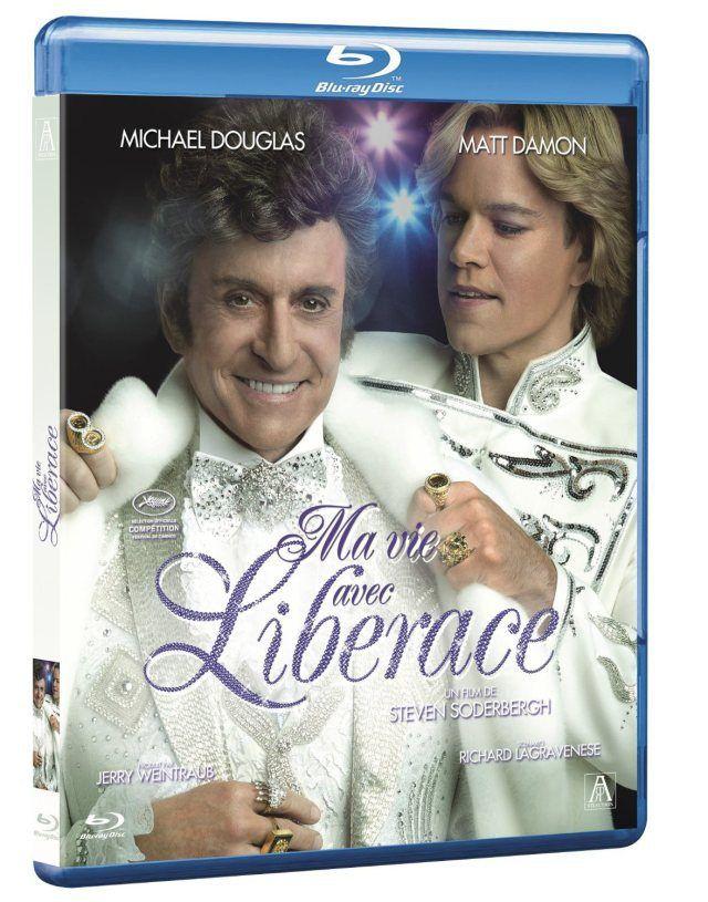 Demain dans les bacs: MA VIE AVEC LIBERACE (Critique Blu-Ray)