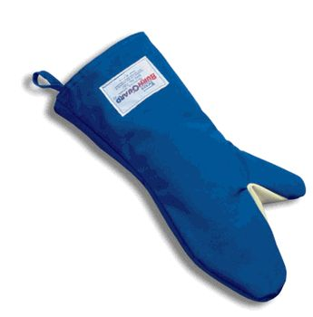 "Tucker 12"" Commercial Oven Mitt with BurnGuard (Nomex)"