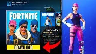 How To Get Free Skins In Fortnite Fortnite Battle Royale