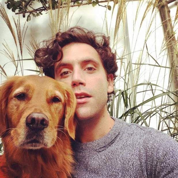 Mika et son chien : une grande histoire d'amour !