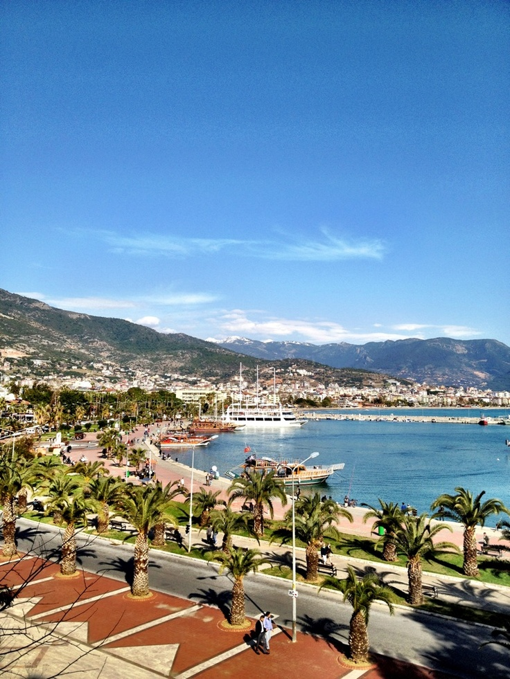 #Alanya #Turkey