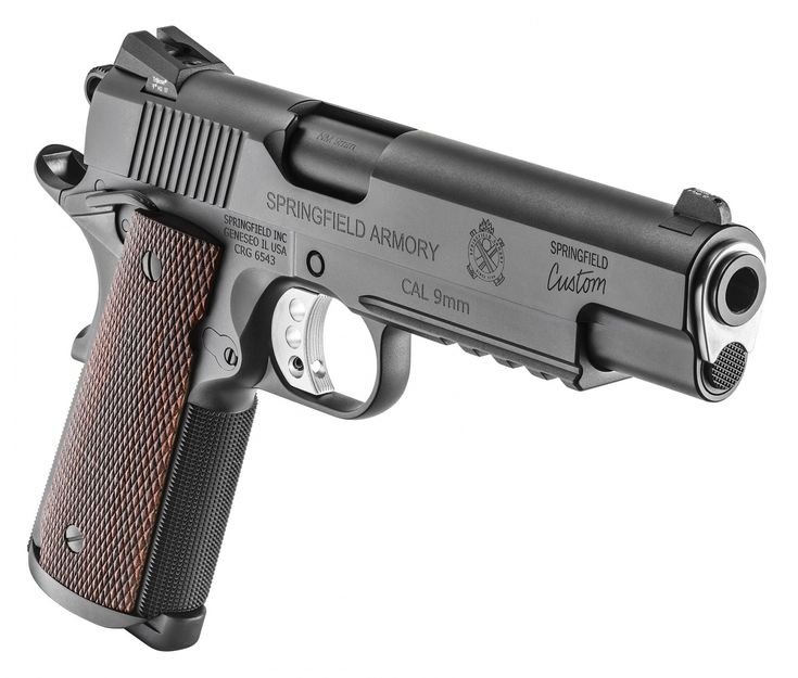 BEHIND THE SCENES: Springfield Armory 9mm Operator And Professional - The Firearm BlogThe Firearm Blog