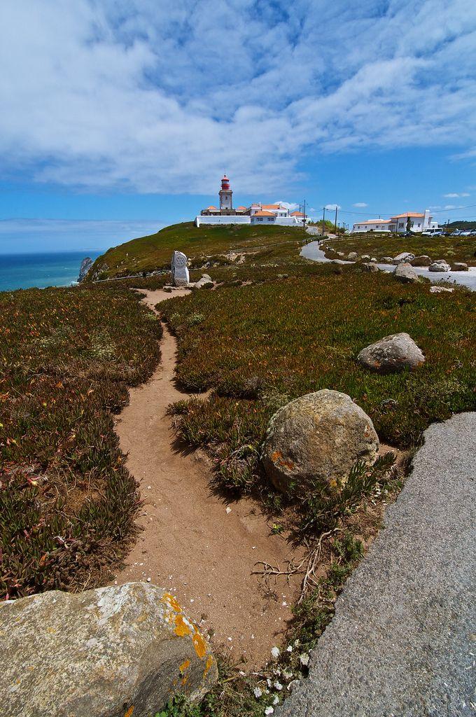 https://flic.kr/p/aCafUv | portugal 58 | Farol no Cabo da Roca, o ponto mais a oeste do continente europeu.