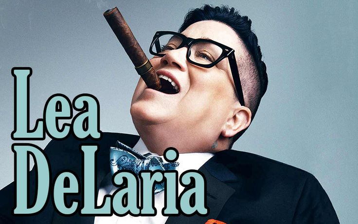 What's Not to Love? OITNB's Lea DeLaria