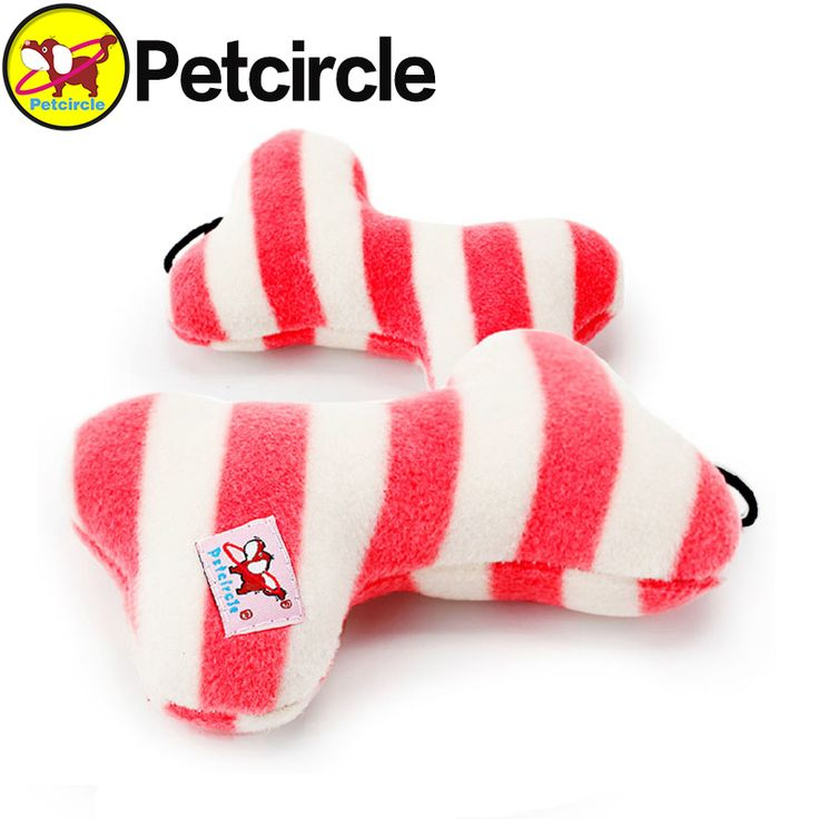 2016 pecircle new pet dog toys puppy chew squeaker toy plush bone training toys for chihuahua yorkshire poodle dog #Affiliate