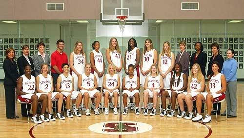 Stanford Women's Basketball 2004-2005 | Stanford Women's ...