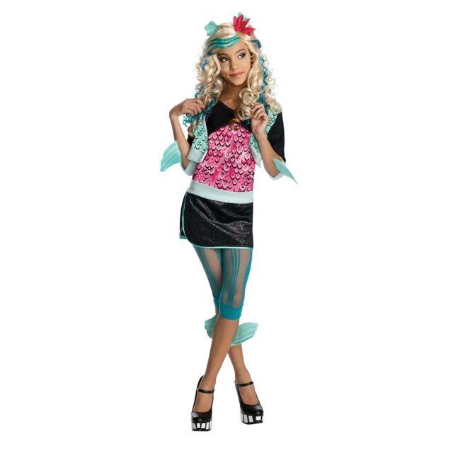 Одежда для девочек Monster High Школа Монстров