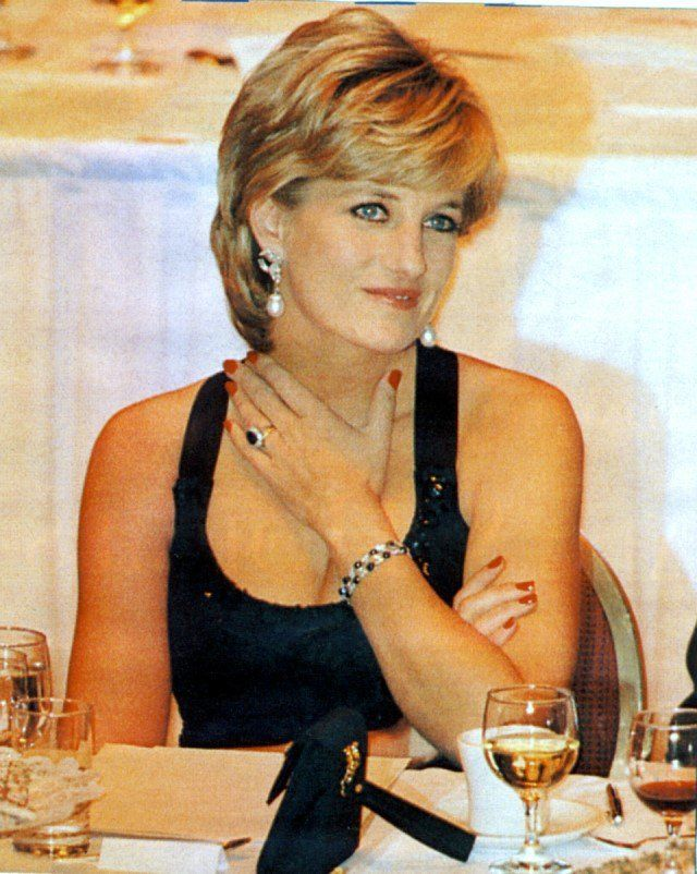 Diana Princess of Wales gems