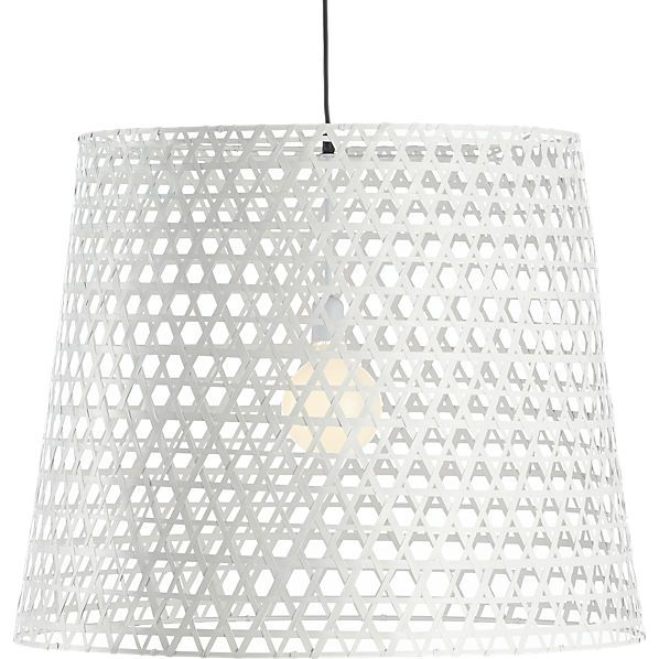 roxas pendant lamp in view all new | CB2