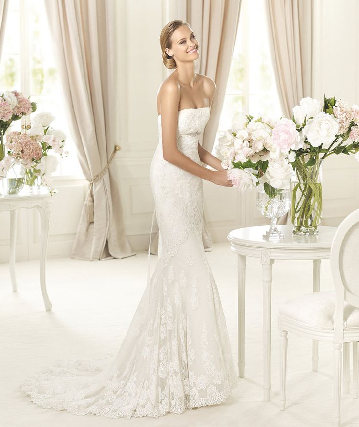 Trending The New Design The stunning Balira wedding dress from Pronovias is the answer to every bold bride us dreams This original wedding dress has a feminine