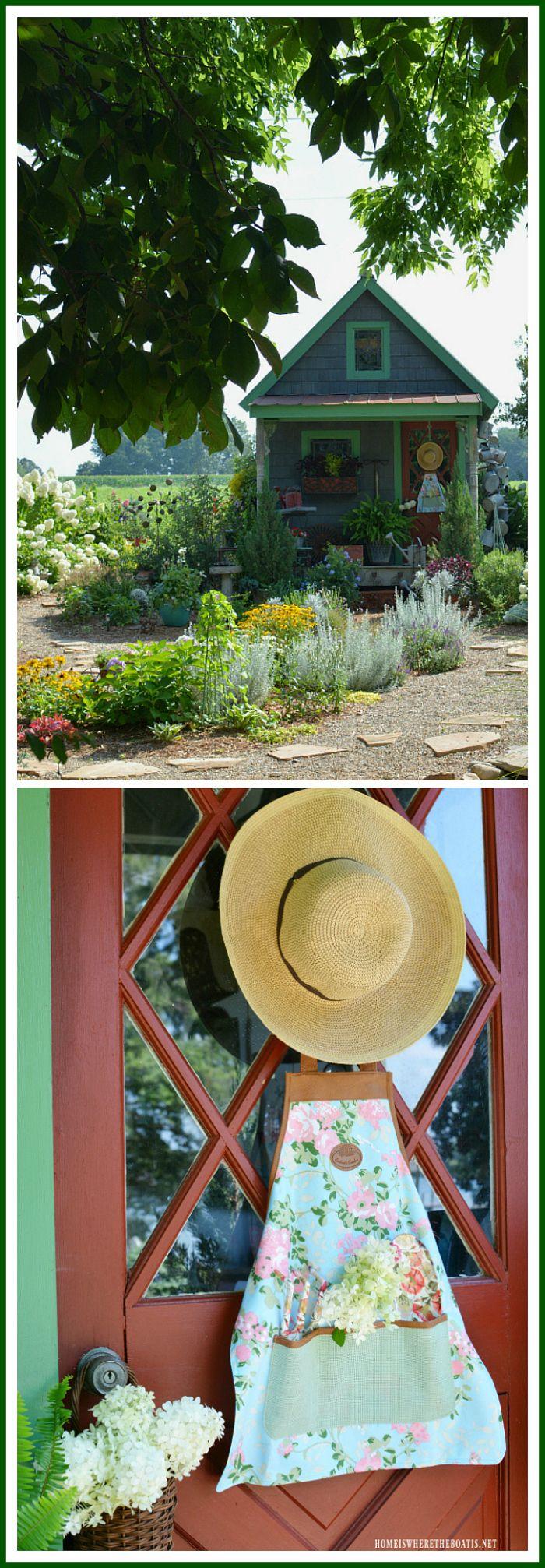 444 best Potting Shed images on Pinterest   Potting benches, Potting ...