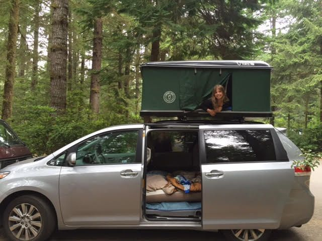 1000 Images About Roof Top Tent Toyota Sienna On
