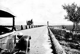 Albarradon de San Cristobal Obra hidraulica de origen prehispanico reconstruida y modificada durante el periodo colonial, con una extension de 4.5 km que va de San Cristóbal Ecatepec a Venta de Carpio. Entre los siglos XVI y XX el albarradón funciona a manera de calzada y como parte del Camino Real de MéxicoVeracruz, y a finales del XX, de la carretera MéxicoPachucaVeracruz. En 1933 es declarado como Monumento Histórico Nacional. ca. 1920