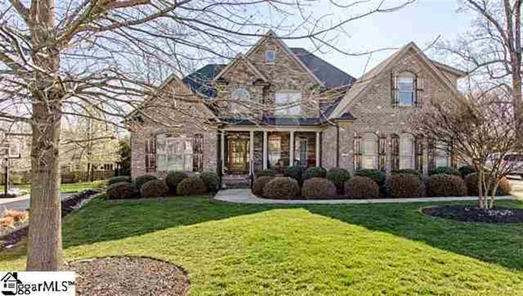 Greenville South Carolina Real Estate LISTING SOLD! 15 Sudbury Place, Greer, SC 29650, Glen Abbey - Sell My Greenville Home