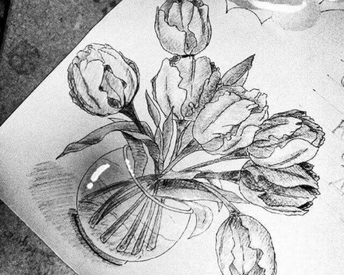 Baru 30 Gambar Taman Bunga Di Buku Gambar Gambar Mewarnai Taman Bungasekitar Ogos Lalu Industri Hiburan Tempatan Dijentik Luahan Di 2020 Sketsa Lukisan Bunga Gambar
