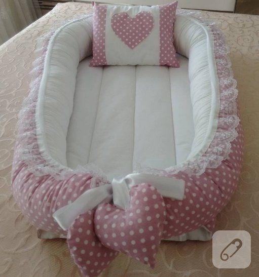 çok sevimli baby nest modelleri, el yapımı bebek yatağı - yuvası modelleri, şipşirin babynestler nasıl yapılır, baby nest örnekleri 10marifet.org'da.