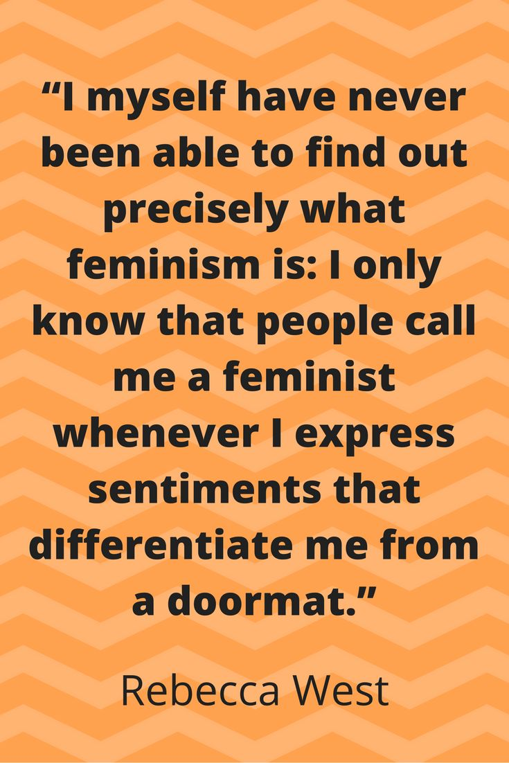 7 Quotes That Define Feminism In The Right Way