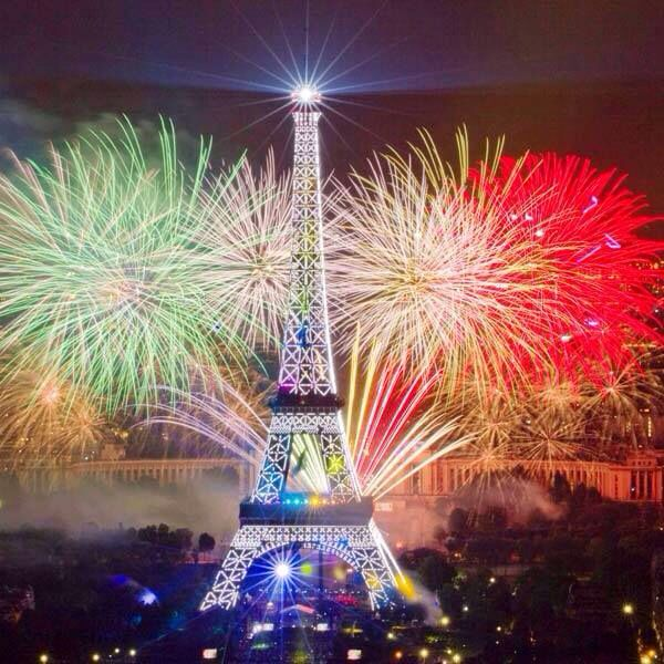 celebrations for bastille day in france