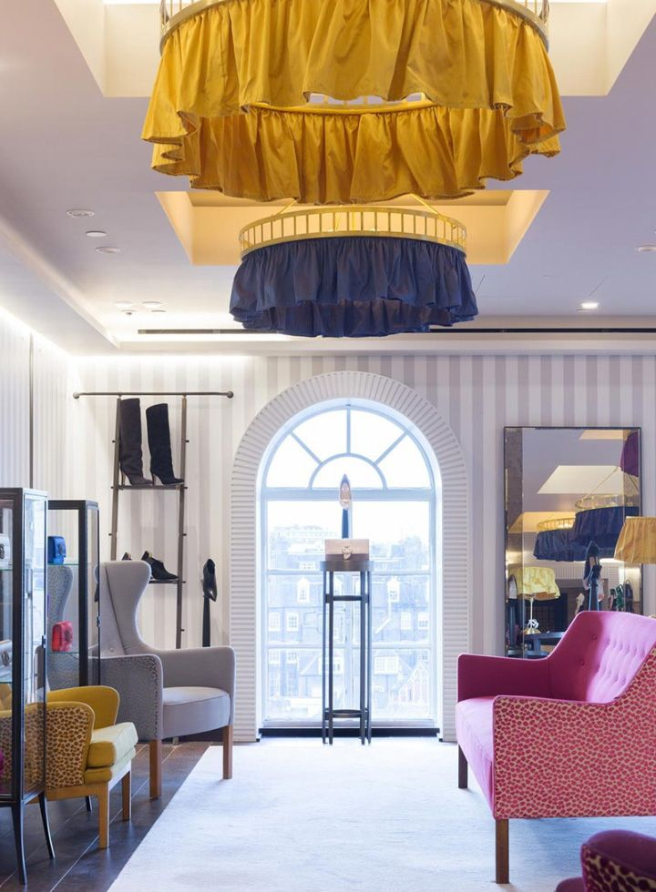 Manolo Blahnik Store By Nick Leith Smith, London U2013 UK » Retail Design Blog