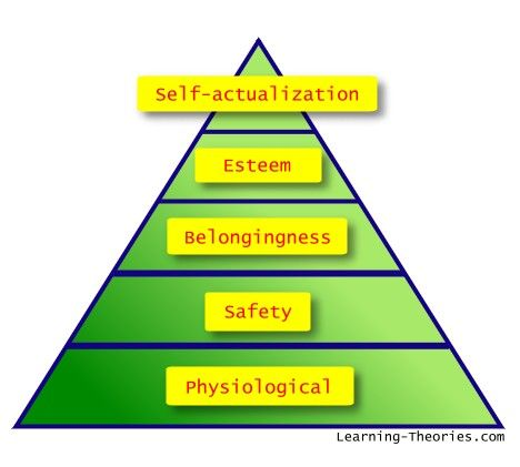 Why is a hierarchy so important in education?