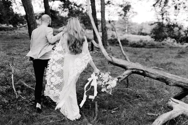 Boho Wedding Inspiration Boho Bride Grace Loves Lace