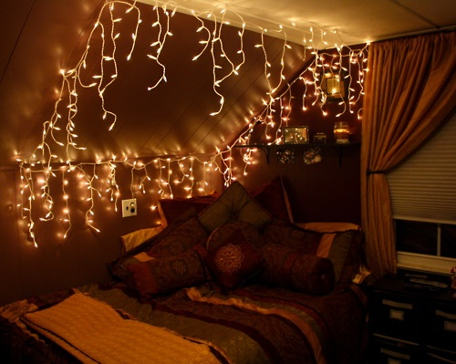 (28) Bedroom Lights | Tumblr