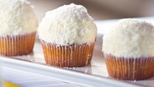 Rafaelo cupcakes