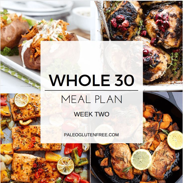Best 25+ Paleo menu ideas on Pinterest