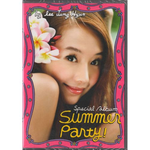 LEE JUNG HYUN Special Album - Summer Party! / KPOP CD