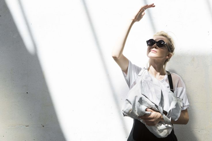Lookbook S/S 2015 #mialuis #bag #white