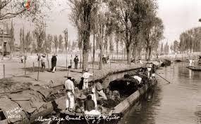 Resultado de imagen para la ciudad de mexico en el tiempo