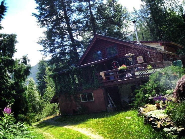 Grandmas house in bc.(: