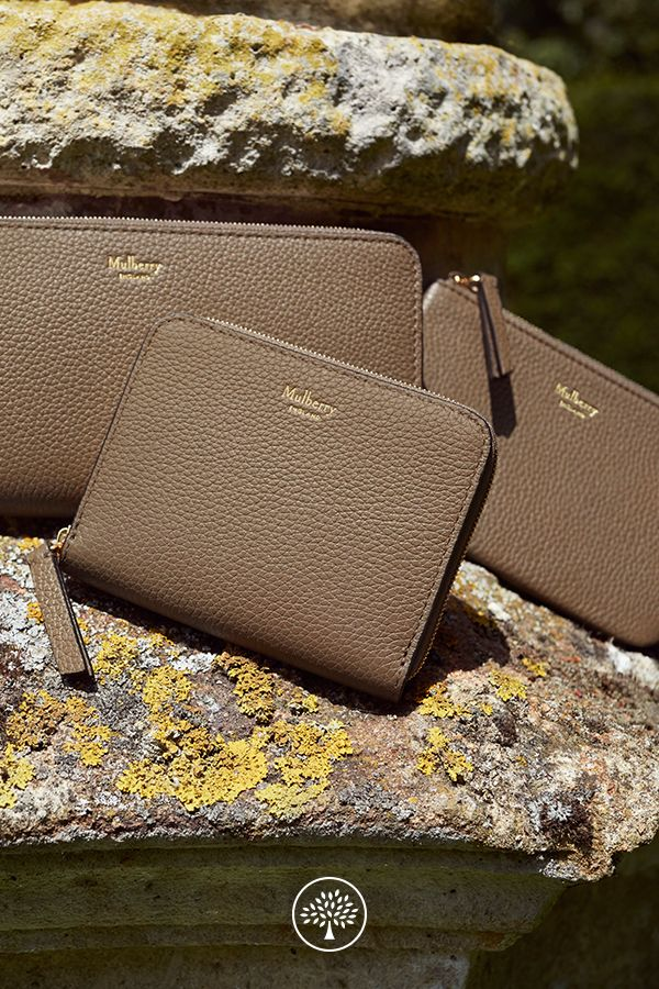 Explore our collection of the classic and the colourful for all your essentials at Mulberry.com. Discover wallets, pouches, card holders and cosmetics bags designed to suit to your lifestyle.