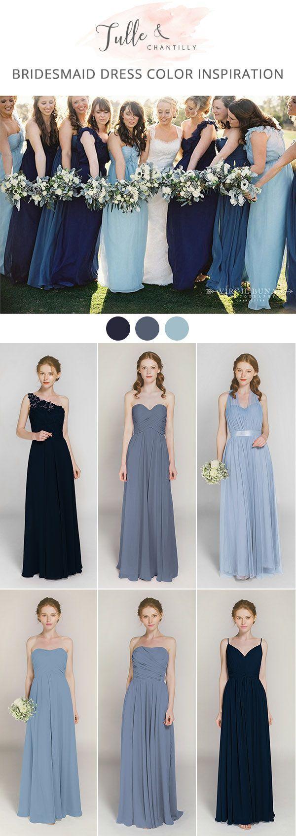 1169 best bridesmaid dresses images on pinterest party fashion blue bridesmaid dresses junior bridesmaid dress ombrellifo Choice Image