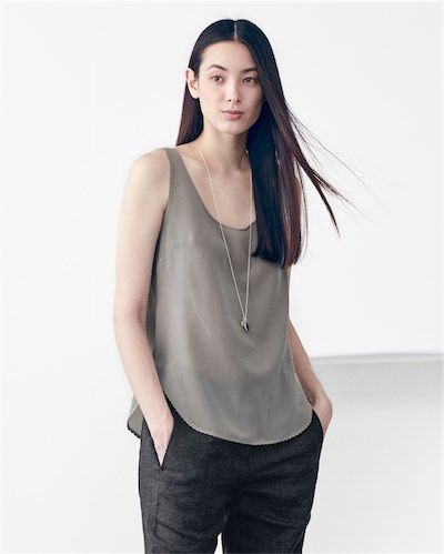 Product Image of Silk camisole #MyPoetryFavourites and #PoetryFashion
