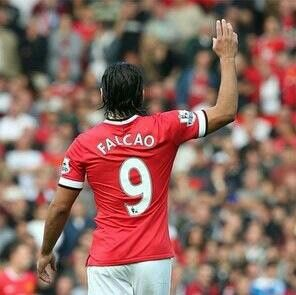 Rafamel Falcao is Nine.
