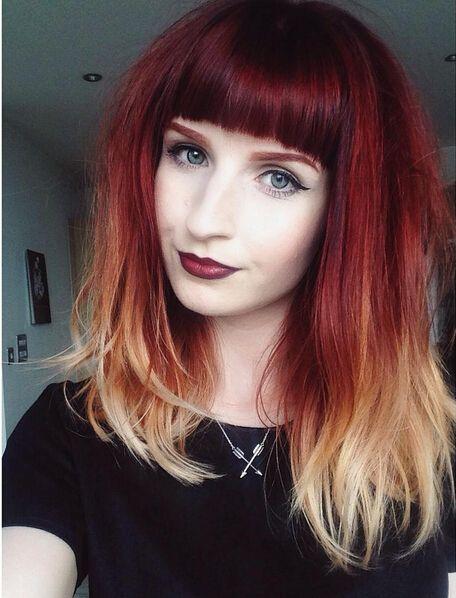 Best 25+ Medium red hair ideas on Pinterest | Short auburn hair ...