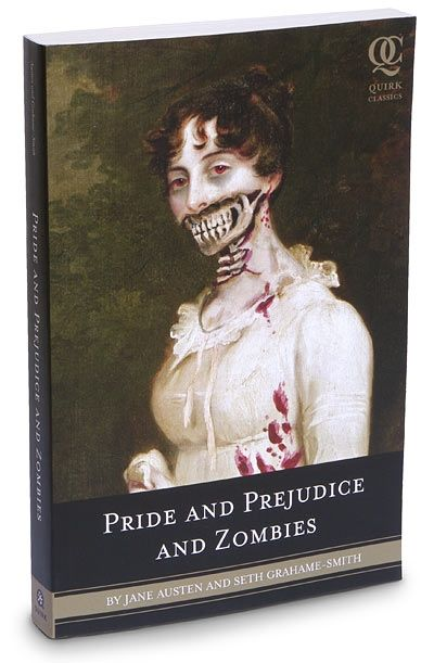 Top 5 Zombie BooksGrahamesmith, Worth Reading, Book Worth, Classic Regency, Jane Austen, Seth Grahame Smith, Zombies, Pride And Prejudiced