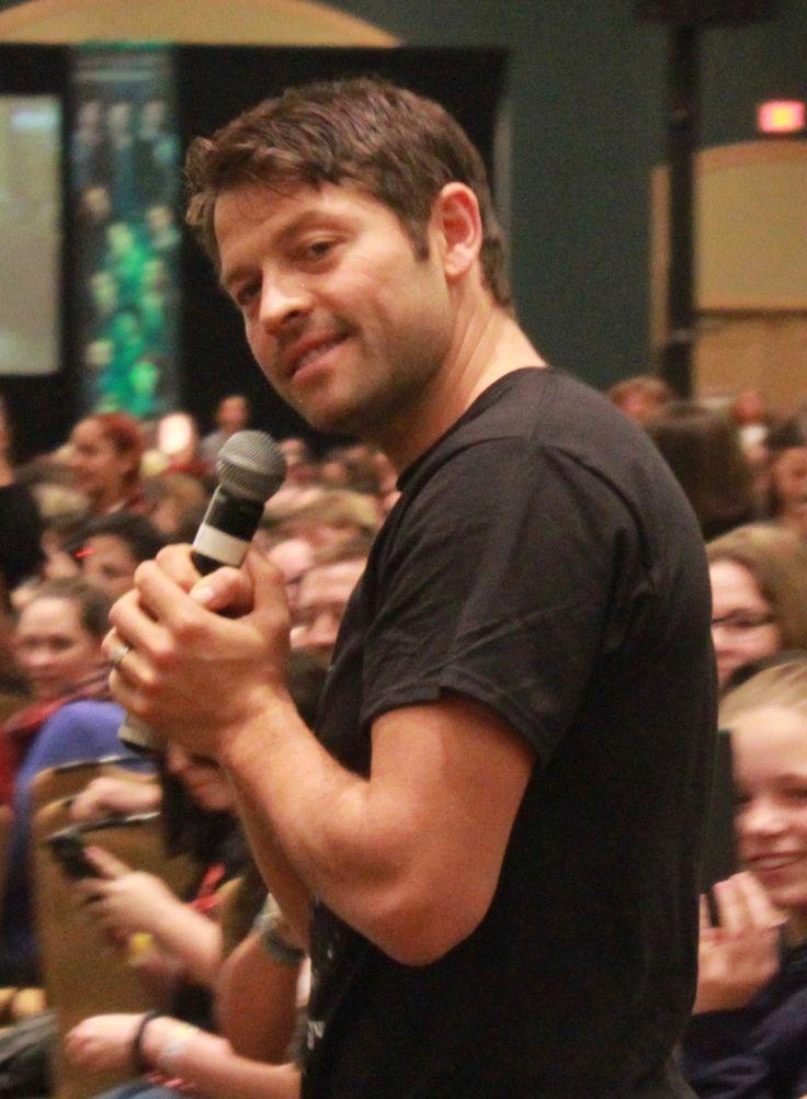 """officialcasnovak: """" Misha at JaxCon """""""