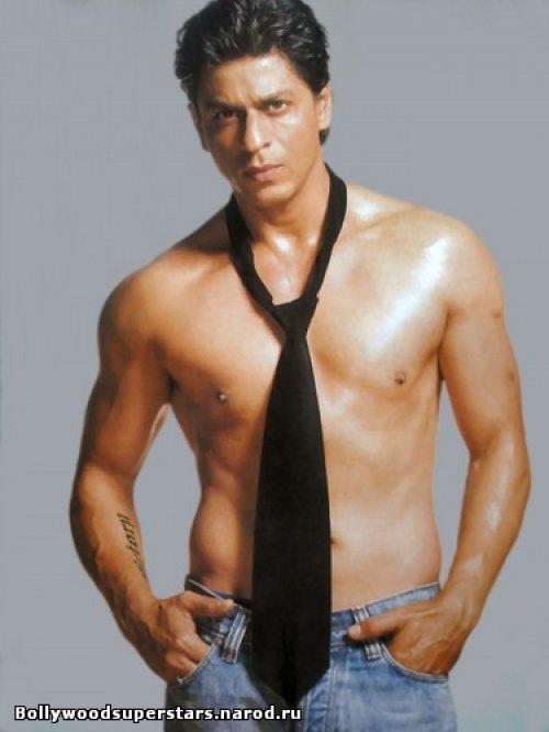 Shah Rukh Khan **my favorite**