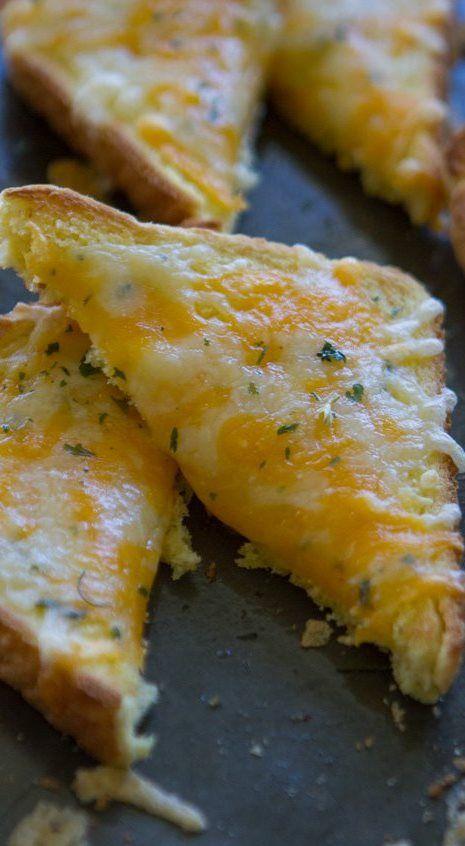 Four Cheese Texas Toast