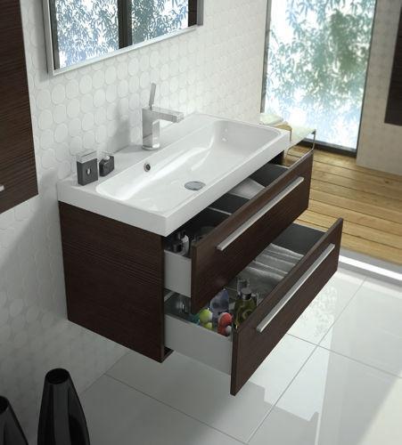 Elita Kwadro #bathroom #furniture #cabinet #lazienka #meble #szafka