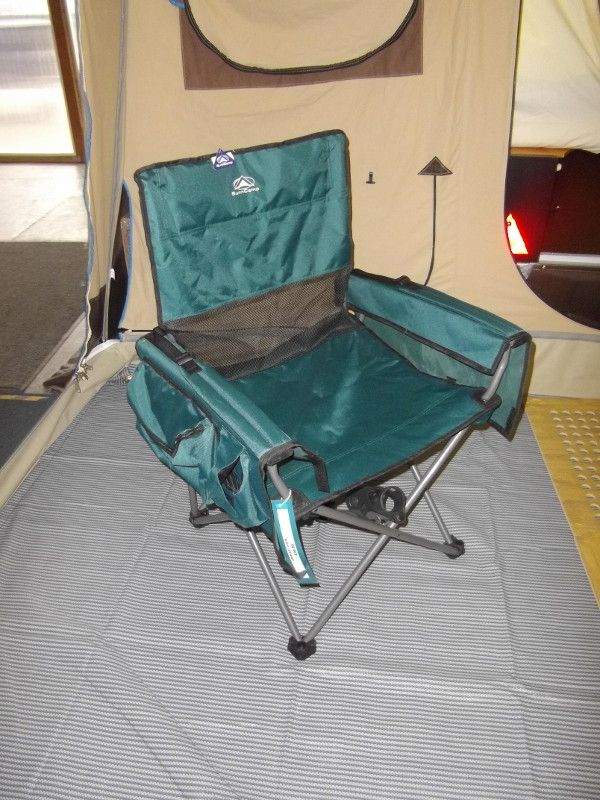Sunncamp Longleat Camping & Fishing Chair