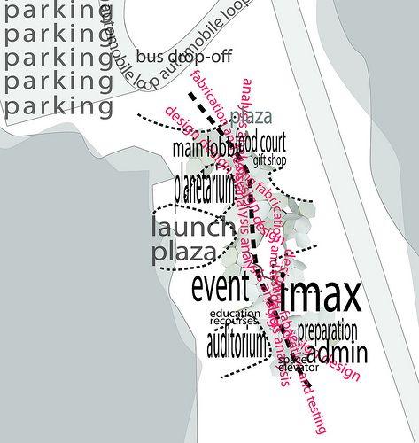 site diagram  - SEEC by Luc Wilson, via Flickr