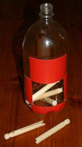 Montessori for babies and toddlers; Make your own baby and toddler toys: postingbottles
