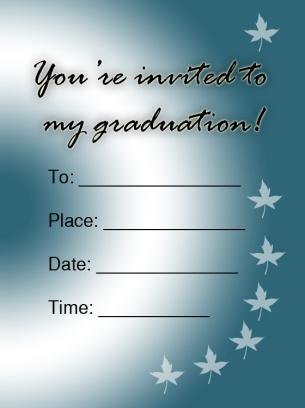 16 best Graduation Invitations images on Pinterest Graduation